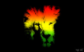 Tapeta Afro_Lion___Reggae_Generation_by_DSign_X