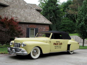 Tapeta Lincoln Continental Indy Pace Car '1946.jpg