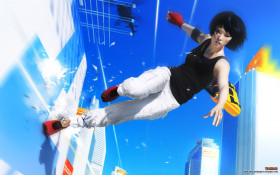 Tapeta Mirrors Edge 10
