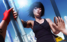 Tapeta Mirrors Edge 4