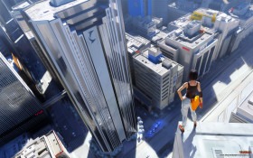 Tapeta Mirrors Edge 8