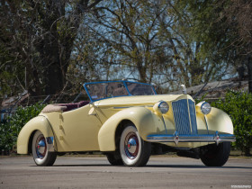 Tapeta Packard Eight Convertible Victoria by Darrin '1939.jpg
