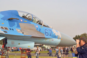 Tapeta Radom Air Show (1)