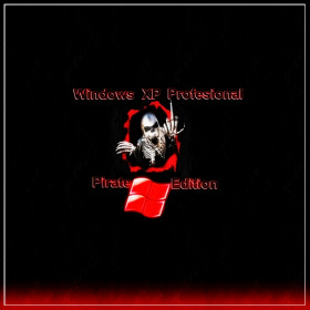 Tapeta Windows Xp Profesional Pirate Edition